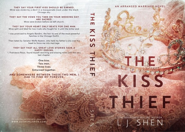 The Kiss Thief Full Jacket